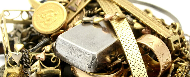 Loan Gold Jewellery Bullion