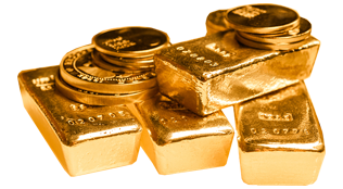 Sell Gold Bullion Bars Coins